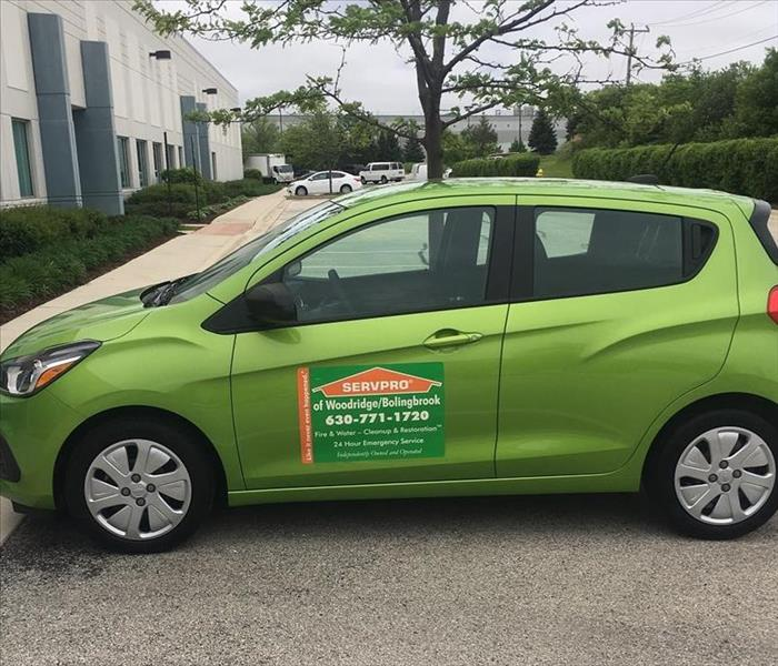 New Chevy Spark Added to our Fleet!