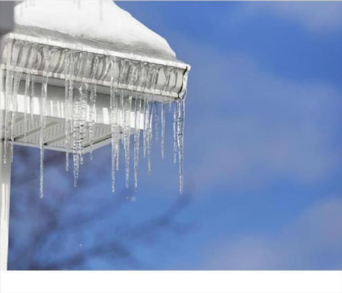 Storm Damage Ice Dams- Take Action Before Snow Starts Falling